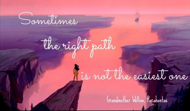 Pocahontas quote
