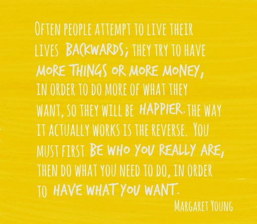Margaret Young TMS quote